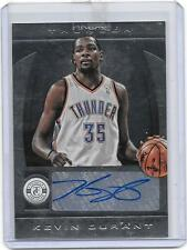2013-14 Panini Totally Certified Autograph Card KEVIN DURANT OKC Thunder #23