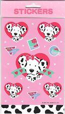 Vintage 1991 Sanrio Hello Kitty Spottie Dotty Sticker Sheet NIP