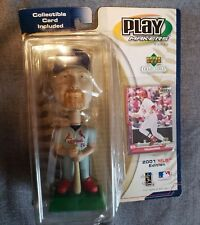 Mark McGwire Playmakers Bobblehead - 2001 MLB Edition - still new in box