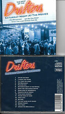CD 17T THE BEST OF THE DRIFTERS SATURDAY NIGHT AT THE MOVIES