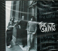 The Most Primitive Band in the World by The Saints (CD) - BRAND NEW