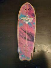 Dusters California Wooden Skateboard Longboard Tensor Trucks Cruiser Vintage