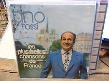Tino rossi : les plus belles chansons de France  - emi C 162 - 11708/9