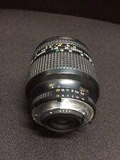 Nikon AF Nikkor 24-120mm F/3.5-5.6 D Lens, Nice Glass