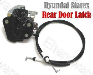 Hyundai Grand Starex H1 Rear Door Latch 2007- 2015 (81410-81420-4H000)
