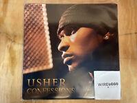 """Usher - Confessions (2xLP, 12"""" Vinyl Album)"""