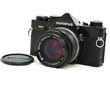 [Exc Olympus OM-2n w/ OM-System Zuiko MC AUTO-S 50mm F/1.4 Lens from Japan