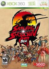 Samurai Shodown Sen Xbox 360 New Xbox 360