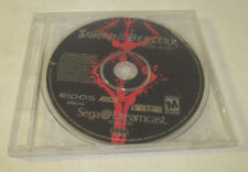 Sword of the Berserk: Guts' Rage (Sega Dreamcast, 2000) Nice Shape