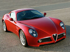 Alfa Romeo Automobile Prints and Posters