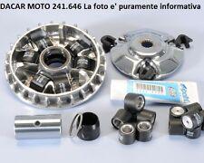 241.646 VARIATEUR HI-SPEED MBK : CITYLINER 125 Carburateur POLINI