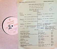 RADIO SHOW: DICK CLARK GOLD 270 ROUND THE COUNTRY! GLEN CAMPBELL,NILSSON,ANIMALS