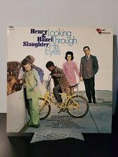 AUTOGRAPHED Henry & Hazel Slaughter: Looking Through His Eyes LP
