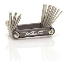 XLC multi herramienta 10 en 1 muy práctico