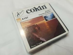 Cokin A197 Sunset 1 (CA197) Filter A Series up to 62mm