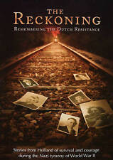 Reckoning: Remembering the Dutch Resistance (DVD, 2013) EXCELLENT / MINT COND