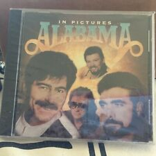 NEW ALABAMA CD 1996 IN PICTURES SEALED BG2-66525