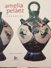 AMELIA PELAEZ: Ceramica. 2008 by Maria Elena Jubrías. Cuban Art Painting Book