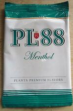 PL 88 Menthol Flavor Card für jeden Tabak  Volumentabak  Zigarettentabak