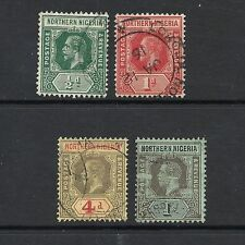 Used Single Nigerian Stamps (Pre-1960)