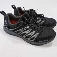 $130  Men's Eddie Bauer Highline Trail Pro Shoe Size 9.5 Cinder NEW Style 3483