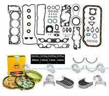 NEW 91-97 TOYOTA PREVIA SUPERCHARGED 2.4L DOHC 2TZFE 2TZFZE *ENGINE RE-RING KIT*