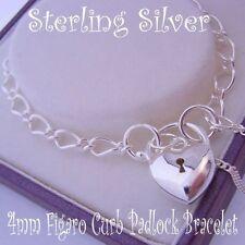 Sterling Silver Chain 19 - 19.99cm Fine Bracelets