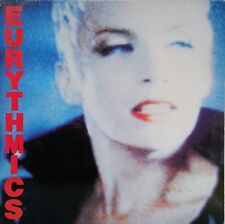 EURYTHMICS~BE YOURSELF TONIGHT~PL 70711~1A/1B~INSERT & INNER~ITALIAN PRESS~LP~EX