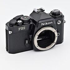 Nikon FE2 35mm SLR Single Lens Reflex Film Camera