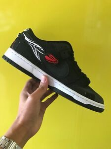 Nike Dunk Low SB x Wasted Youth Black Size 10.5US