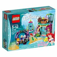 Lego Disney 41145 Princess ARIEL AND THE MAGICAL SPELL Little Mermaid Ursula New