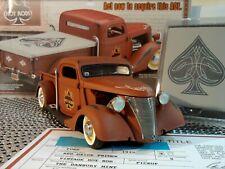 Danbury Mint 1935 Ford Pickup Rare Vintage Hot Rod.1:24.Nos.Docs.Undispl ayed