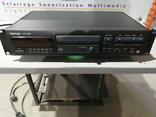 Tascam CD-160 / Single Compact Disc Professional CD Player