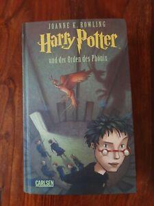 Harry Potter Und Der Orden Des Phönix Band 5 - J.K.Rowling