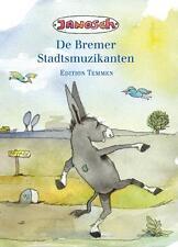 Die Bremer Stadtmusikanten, niederländisch von Janosch (2008, Gebundene Ausgabe)
