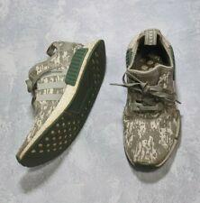 Adidas NMD R1 'Sesame' Camo Sneakers CQ0860 US Men's Size 6
