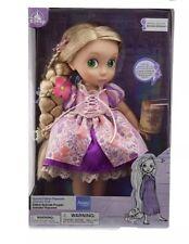 Disney Store Princess Rapunzel Edición Especial Animator Muñeca Lantern Tangled