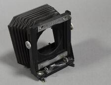 Graflex Miniature Speed Graphic 2x3 2¼x3¼ Front Standard & Bellows