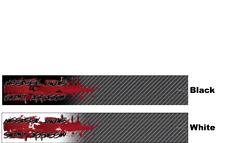 White Water Archery Silent Assassin Carbon Fiber Fade 1 Arrow Wraps 15 Pc Pack