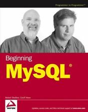 Beginning MySql by Sheldon, Robert , Paperback