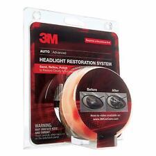 3M 39008 Car Headlight Lens Restoration System