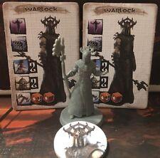 WARLOCK - Conan Board Game Kickstarter Exclusive Monster Miniature Monolith