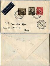 REGNO-Impero 20c+30c+50c(440/442/443)-Roma L'ala d'Italia Venetennale 11.6.1939