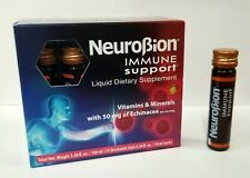 NEUROBION IMMUNE SUPPORT VITAMINS 10 Drinkable Vials - VITAMINAS Y MINERALES