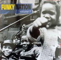 Funky Nation Volume 1-LP Vinilo 33T Nuevo