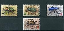 Belarus 2016 MNH Insects Ground Beetles 4v Set Red Book of Belarus