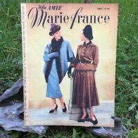 Votre Amie Marie France  N°150 - 30 Septembre 1947 - Ancien Magazine Français