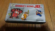 Nintendo Game & Watch Donkey Kong Jr. TESTED LOW SERIAL ORIGINAL RARE