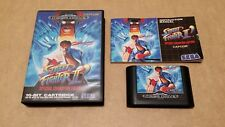 Street Fighter II Special Champion Edition ( Sega Mega Drive ) European Version
