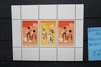 "FRANCOBOLLI STAMPS SURINAME 1966 ""CHILD WELFARE""NUOVO MNH** BLOCK (CAT.4)"
